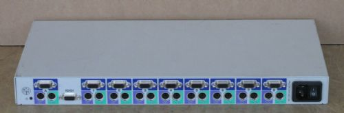Compaq EO1004B 8-Port KVM Switch Box Server Console 147094-001